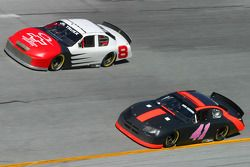 Martin Truex Jr. and Reed Sorenson
