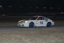 #16 TRG Porsche GT3 Cup: Brad Coleman, Colin Braun, Adrian Carrio, Ross Bentley