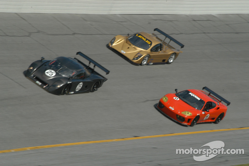 Westernesse Racing Ford Crawford : Dominic Cicero, Chad McQueen, John Bender