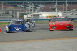 #19 Ten Motorsports BMW Riley: Michael McDowell, Memo Gidley, Michael Valiante, Jonathan Bomarito, #