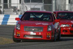 #79 Team Salad Racing Cadillac CTS-V: Jordan Sandridge, Joe Varde, Don Knowles