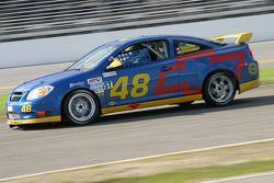 #48 Powell Motorsport Chevrolet Cobalt: John Heinricy, Bo Roach, Jim Holtom