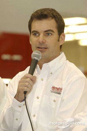 Hendrick Motorsports: Jeff Gordon