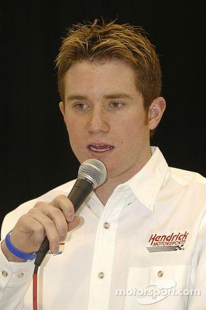 Hendrick Motorsports: Brian Vickers