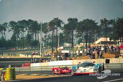 #7 Joest Porsche 962C: Hans Stuck, Derek Bell, Frank Jelinski
