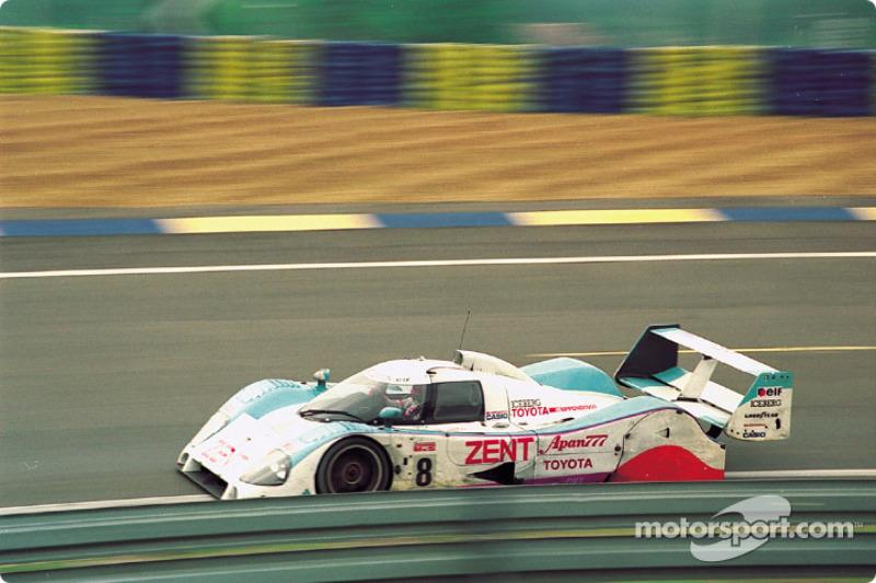 1992 - Toyota TS010 et Toyota 92C-V