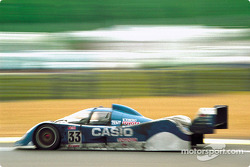 #33 Tomâs Toyota TS010: Pierre-Henri Raphanel, Kenny Acheson, Masanori Sekiya
