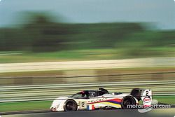 #2 Peugeot Talbot Sport Peugeot 905C: Филипп Альо, Мауро Бальди, Жан-Пьер Жабуй