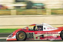 # 38 Toyota Team Tom Toyota TS010: Geoff Lees, Jan Lammers, Juan-Manuel Fangio II