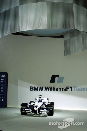 Williams BMW FW27 is launched