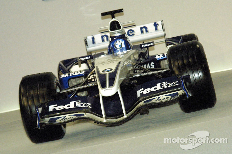 Williams BMW FW27