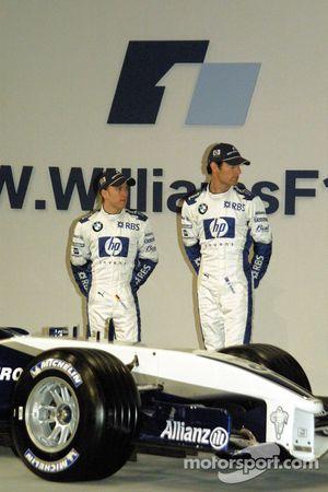Nick Heidfeld ve Mark Webber