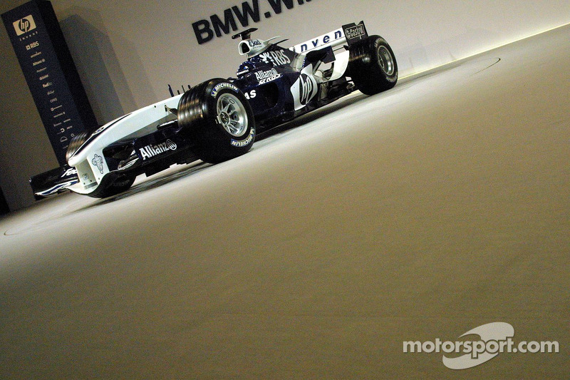 yeni Williams BMW FW27