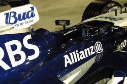 detay, yeni Williams BMW FW27