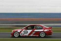 #9 Team Salad Racing BMW M3: Jordan Sandridge, Mark Sandridge, Joe Varde