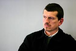Технический директор Гюнтер Штайнер