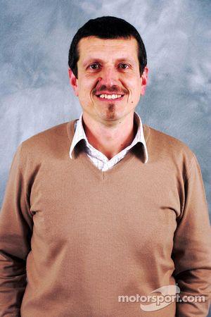 Teknik Direktörü Guenther Steiner