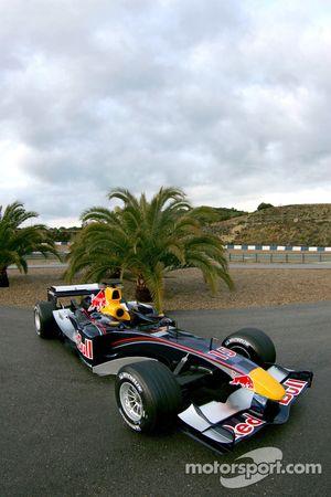 yeni Red Bull Racing RB1