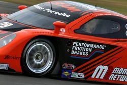 Brumos Racing Porsche Fabcar : Tim Vargo, Josh Vargo, Jake Vargo, Brady Refenning
