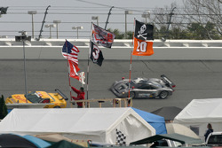 'And now, the two most important flags and we're set for Speedweeks'