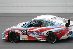 #80 Team Seattle/ Synergy Racing Porsche GT3 Cup: Don Kitch Jr., Don Gagne, Chris Pallis, Don Pickering