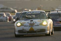 #06 Bernheim Porsche Racing Porsche GT3 Cup: Steve Bernheim, Dwain Dement, Anders Hainer, Kevin Roush, Jack Lewis