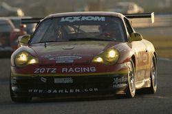 #43 Team Sahlen Porsche GT3 Cup: Wes Allen, Brad Blum, Eric Lux, Victor Gonzalez Jr., Ron Zitza