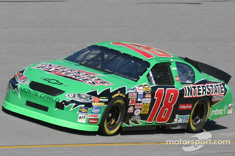 Bobby Labonte At Daytona