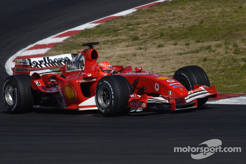 Ferrari F2004M / F2005 (2005)