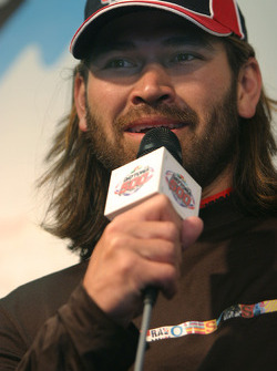 Press conference: Baseball World Series Champion Johnny Damon