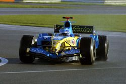 Franck Montagny, Renault R25