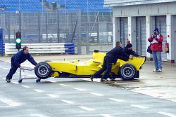 Jordan chassis