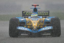 Giancarlo Fisichella, Renault R25