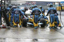 Fernando Alonso, Renault R25