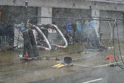 Boxenstopp-Training bei Renault