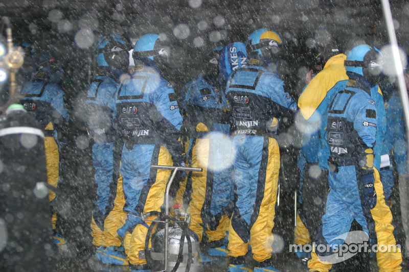 Garagem de Renault