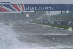 Silverstone nevado