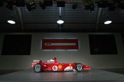 Der neue Ferrrari F2005