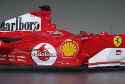 detay, yeni Ferrrari F2005