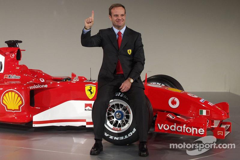 #10: Rubens Barrichello (Brasilien)