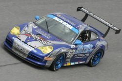 #63 Auto Gallery/ TRG Porsche GT3 Cup: Dave Master, Marc Sluszny, Derek Clark, Pat Flanagan