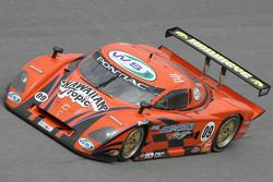 #09 Spirit of Daytona Racing Pontiac Crawford: Doug Goad, Stephan Gregoire, Bob Ward, Roberto Moreno