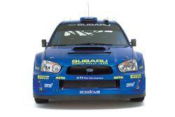 The new Subaru Impreza WRC2005