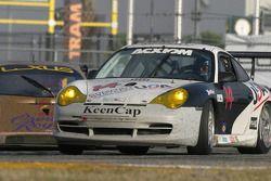 #14 Autometrics Motorsports Porsche GT3 Cup: Leh Keen, Cory Friedman, Steve Johnson, Al Bacon goes s