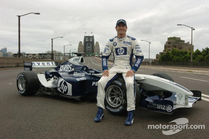 27 Şubat 2005: Webber'in muhteşem gösterisi...