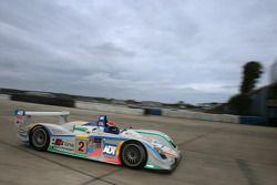 #2 Champion Racing Audi R8: Johnny Herbert, Pierre Kaffer