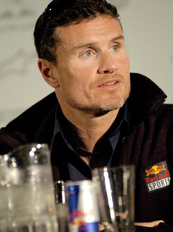 Red Bull Racing press conference: David Coulthard