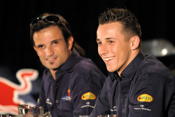 Red Bull Racing: Vitantonio Liuzzi y Christian Klien