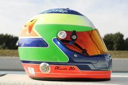 Helmet of Olivier Pla