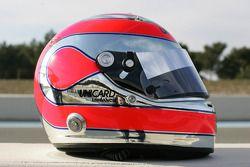 Helmet of Nelson A. Piquet